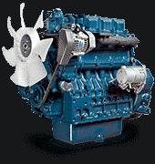 Kubota-03-M Series Water-Cooled 26.1-48.8HP